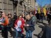 Protest ispred Vlade Republike Srbije 17.3.2017